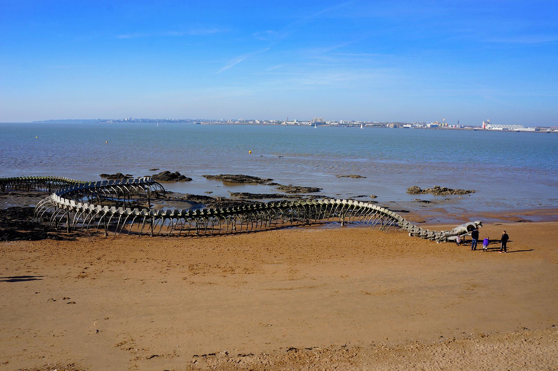 Le Serpent d'Océan à Saint-Brévin